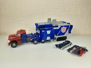 Transformers Armada Optimus Prime Super Class Figure