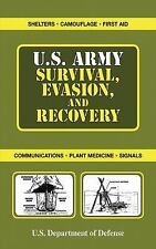 U. S. Army Survival, Evasion, and Recovery (2008, Paperback)