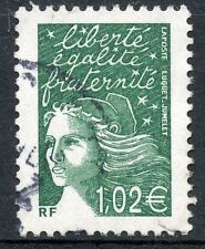 STAMP / TIMBRE FRANCE OBLITERE N° 3456 TYPE MARIANNE