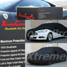 2016 2017 2018 2019 2020 FORD FUSION BREATHABLE CAR COVER W/MIRROR POCKET -BLACK