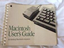Macintosh Users Guide For Desktop Macintosh Computers Retro Computing