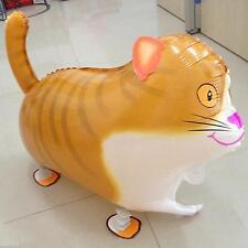 Creative Animal Pet Cat Walking Balloon Party Supply Birthday Decor Kid Toy Gift