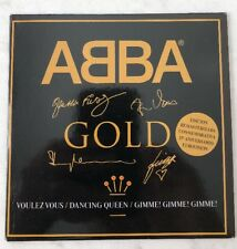 Abba Gold Cd Single Promo Spain Voulez Vous Dancing Queen 1992 Abba-1
