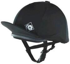 Charles Owen Jockey Helmet Skull Cap Horse Riding Hat 53cm (0) + FREE Silk - VGC