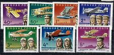 Mint Hinged Aviation Air Mail European Stamps