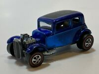 Hot Wheels Redline - 1968 - 32 Ford Vicky - Blue