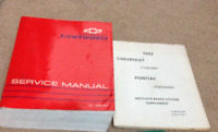 1993 GM Chevrolet Chevy Camaro Service Shop Repair Manual Set W Supplement OEM