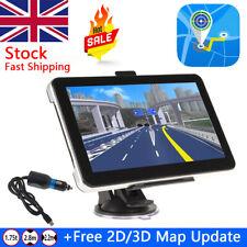 7 Inch Car Truck GPS Navigation Lorry Coach HGV Navigator SAT NAV 8GB ROM