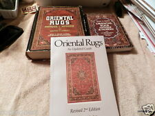 ORIENTAL RUGS  ANTIQUE AND MODERN by WALTER HAWLEY Oriental Rugs Updated Guide