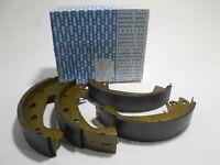 Set 4 Brake Shoes Shoe Dex Peugeot 204 304 RENAULT 4 5 6 Rodeo 6