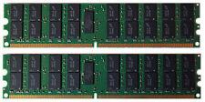 4GB (2x2GB) MEMORY RAM 4 Supermicro SuperServer 6015C-M3, 6015C-MT, 6015C-NiB