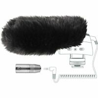 MZW400 Wind-muff and XLR Adapter Kit for the MKE400 - NEW - FREE 2 DAY SHIPPING!