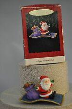 Hallmark - Magic Carpet Ride - Santa on Magic Carpet - Classic Ornament