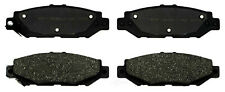 Disc Brake Pad Set-Organic Disc Brake Pad Rear ACDelco Pro Brakes 17D572
