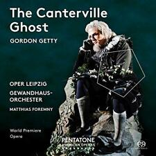 Oper Leipzig Matthias Foremny - Getty: The Canterville Ghost (NEW SACD)