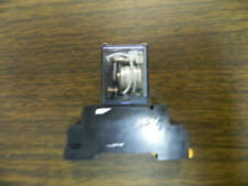 AC 220 V 240 V Coil 8 Pin DPDT Power Relay JQX 13 F W Socket Base 5 Amp My 2 NJ