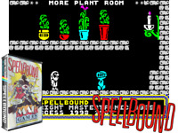 Sinclair ZX Spectrum 48K Game - SPELLBOUND - Mastertronic - Tested & Working