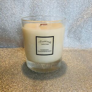 Highly scented, handmade, 20cl Soy Wax Palo Santo-like Candle