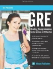 GRE Reading Comprehension: Detailed Solutions to 200 Questions, Publishers, Vibr