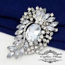 Modeschmuck-Broschen & -Anstecknadeln mit Kristall für Damen