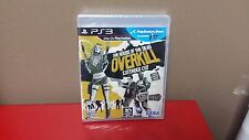 ** The House of the Dead: Overkill Extended Cut - PS3 - NEW & SEALED