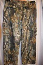 5d86404df4d6e OUTFITTERS RIDGE mens size XL 40/42 x 32 GREEN FOREST CAMO PANTS hunting  camping