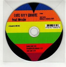 (GG330) Strawberry Hill Feat. Moxiie, Love City Groove - 2011 DJ CD