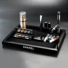 Chanel Classic Black Pallets Large Jewelry Watch Placed Tray Box Vip Gift