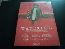 """DVD NEUF """"WATERLOO"""" Rod STEIGER, Orson WELLES, Christopher PLUMMER / guerre"""