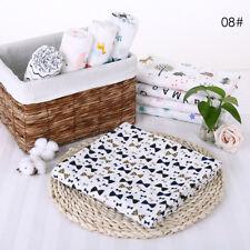 Muslin Newborn Infant Swaddle Baby Soft Bedding Blanket Parisarc Wrap Bath Towel