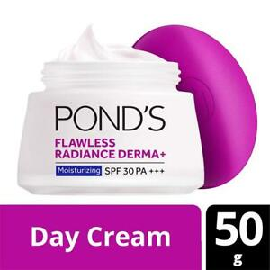 Pond's Flawless Radiance Derma+ SPF 30 PA+++ Moisturizing Day Cream, 50gm