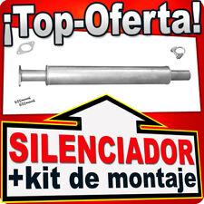 Silenciador Trasero FORD FOCUS II/C-MAX VOLVO C30/S40/V50 2.0 TDI  Escape PRM