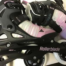 New listing Rollerblade Macroblade 110 3WD Skates Womens  7.0