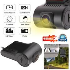 USB Car DVR Hidden Dash Cam Camera Video Recorder for Android Car GPS Navigator