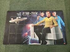 Bandi Star Trek Deck Building Game The Original Series Playmat Mat TOS
