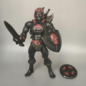 "He-man Master of the Universe Classics Black Anti Heman 6"" Loose Action Figure"