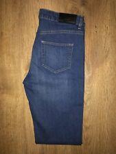 Lacoste Womens Slim Fit Blue Jeans W26 L32 (UK 8) BNWT RRP £125