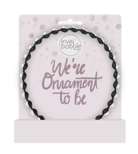 Invisibobble HairHalo - Sparks Flying We're Ornament To Be