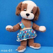 SCHUCO BIGO-BELLO HUND 28 CM STOFFTIER BIEGSAM 60ER JAHRE DOG
