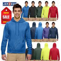 NEW Jerzees 100% Polyester Dri-POWER SPORT Pullover BIG 2-3XL Hoodie B-PF96MR