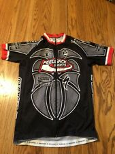 Panache Feedback Sports Cycling Jersey Medium Full Zip Made In Italy