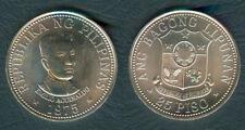 1975 Emilio Aguinaldo 25 Piso Philippine Commemorative Silver Coin