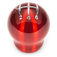 Raceseng Contour Shift Knob Red (Gate 1 Engraving) for BMW