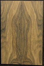 Ziricote x Knife Scales x Cut Slab x Rare x With Mostly Landscape Figured ZIKS29