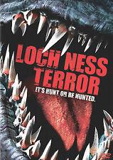 DVD LOCH NESS TERROR 2008 THE LOCH NESS LAKE MONSTER CRYTOZOOLOGY LIFEFORM