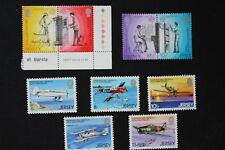 ILE DE JERSEY - timbre Stamp Yvert et Tellier n°188 à 196 n** (cyn2)