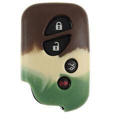 Brand New Camo Lexus Smart Key Cover Case Rubber Silicone