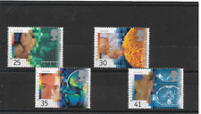 GB 1994 Europa - Medical Discoveries set - SG 1839/42 - u/m