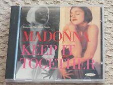 MADONNA Keep It Together  5 track CD single