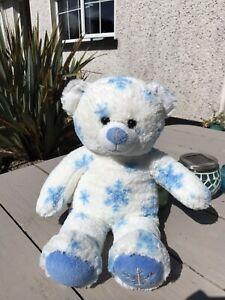 Build A Bear Teddy Soft Toy